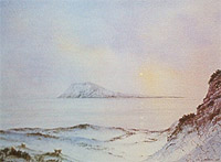 Winter Afternoon Bardsey Island Thumbnail